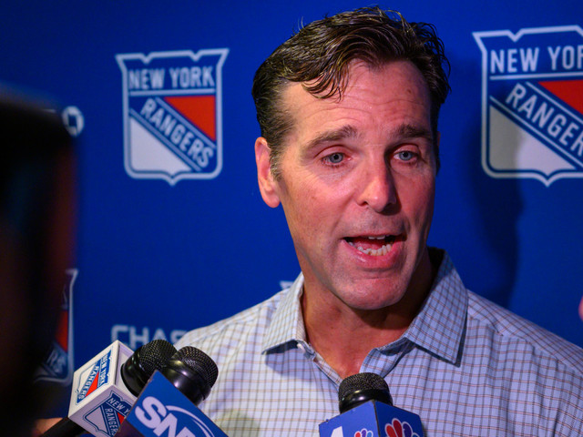 What David Quinn 2.0 must look like for Rangers