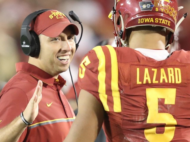 Iowa State hasn't had this much upside since Seneca Wallace was in town
