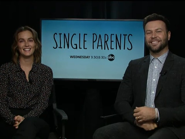 Is there a romantic future for Angie and Will on ABC's 'Single Parents'?