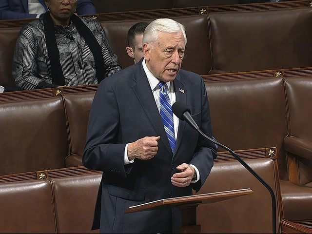 Hoyer: House should put a COVID-19 bill to a vote before October break