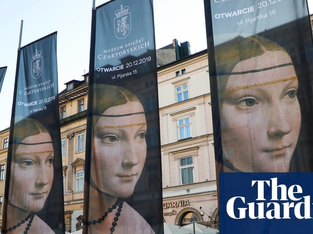'Like Noah's ark': Polish art collection with chequered history back on show