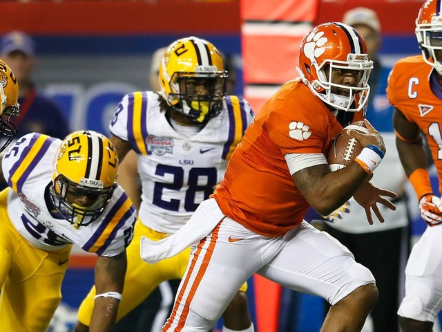 The Death Valley Tigers series will be awesome