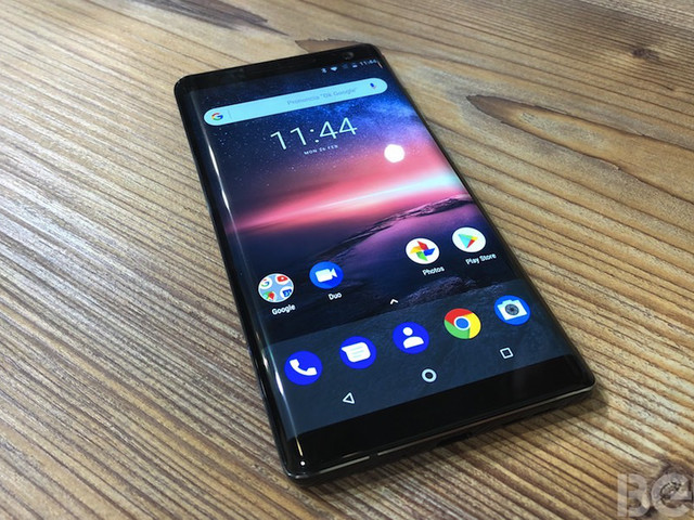 Nokia 8 Sirocco hands-on: This will be one of 2017's hottest phones