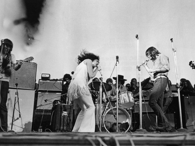 How Much the Performers Earned at the Original Woodstock