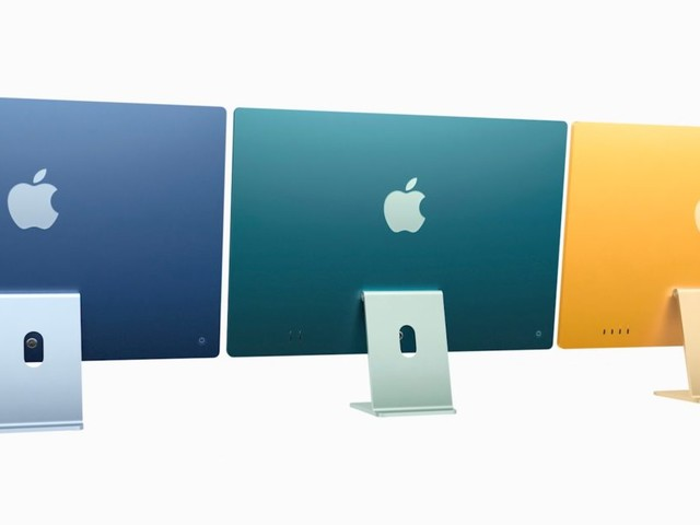 M1 iMac Tidbits: Storage up to 2TB, RAM up to 16GB, base model trade-offs, Touch ID keyboard