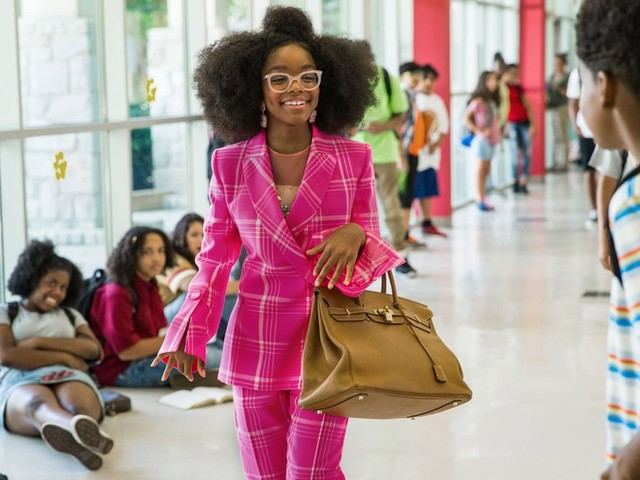 "Marsai Martin on the Story Behind Little: ""I Wanted to Make the Point to Just Be Yourself"""