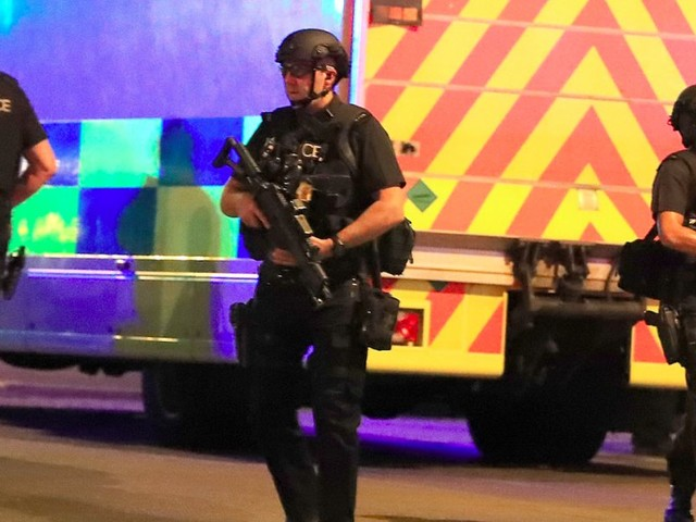 19 dead in explosion at Ariana Grande concert in Manchester