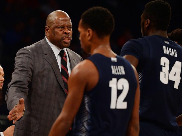 Georgetown fuels Patrick Ewing era breakthrough with upset win