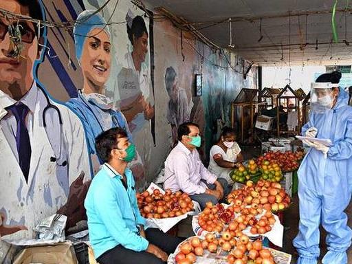 Maharashtra reports 5,760 new cases