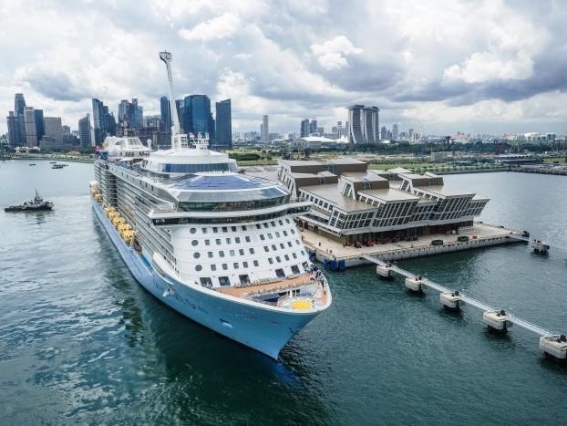 News: Quantum of the Seas extends Singapore season
