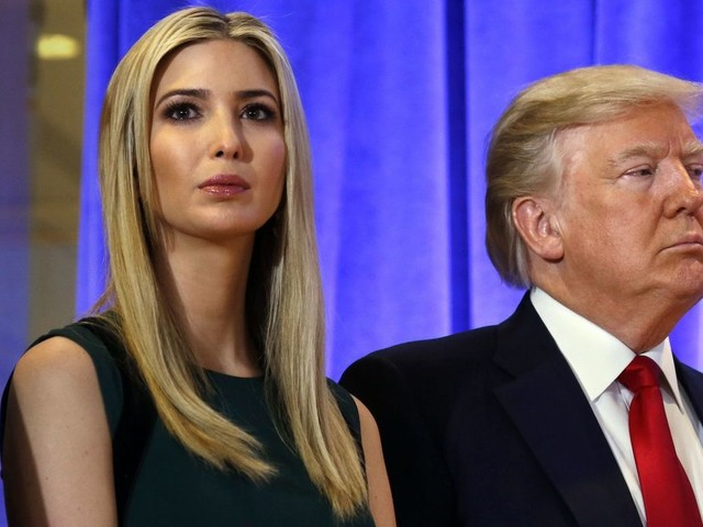 Ivanka Trump receives five more trademarks in China, fueling ethical concerns