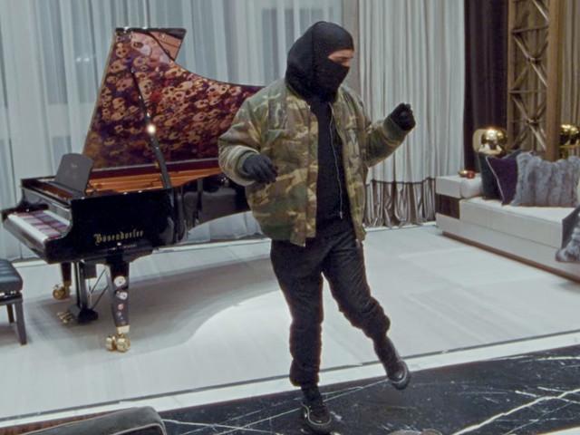 Drake Demonstrates the 'Toosie Slide' Dance in His New Video!