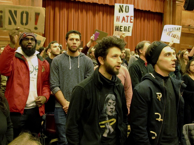Senate hearing explores free speech on college campuses