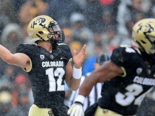 After the briefest taste of success, Colorado starts over once more