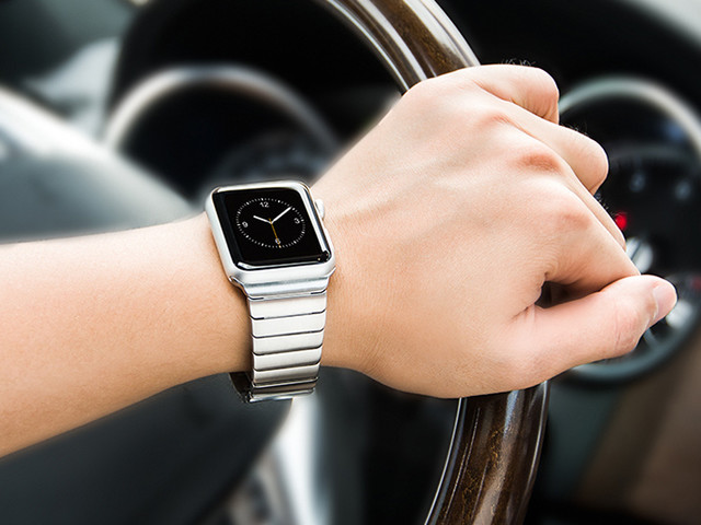 This Apple Watch band on Amazon is almost identical to Apple's $350 Link Bracelet, but for only $21