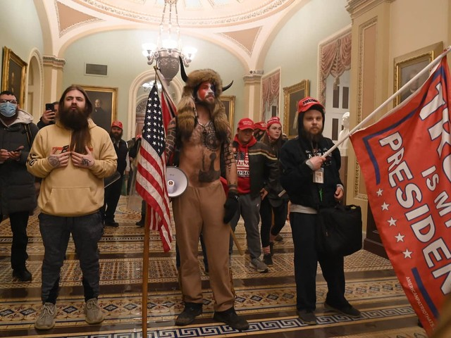 The Capitol rioters kept posting incriminating things on social media. Unsurprisingly, they were mocked — and arrested.