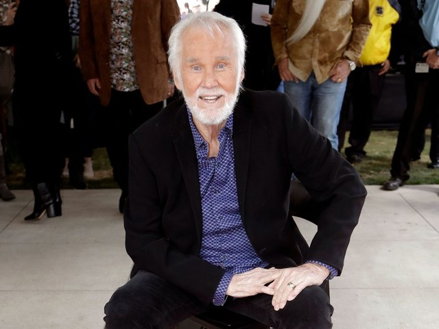 Kenny Rogers Dies: Country Music Icon Was 81