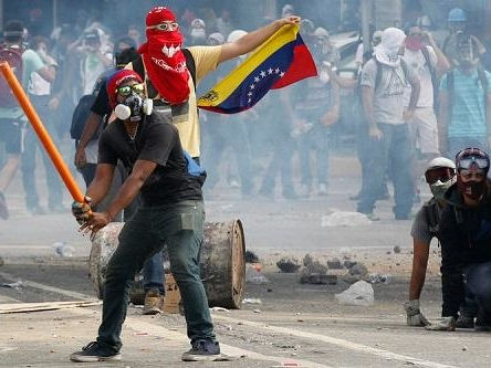 Is Venezuela On The Verge Of Becoming Another Syria?
