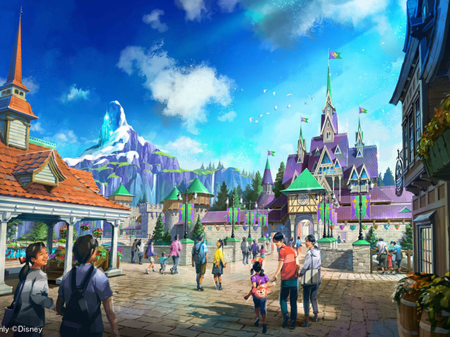 New Port Coming to Tokyo DisneySea in Largest Expansion Ever