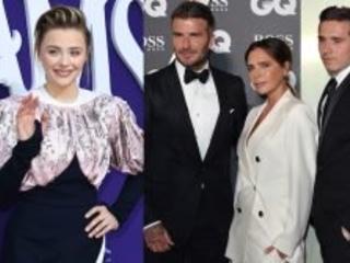 Victoria Beckham Caught David Having Drinks With Their Son's Ex-Girlfriend Chloe Grace Moretz?