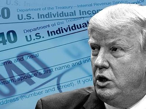 """""""Tax Cut 2.0"""" Is Back: Trump Exploring Cutting Rate On """"Middle Class"""" To 15%"""