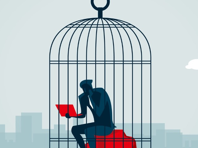 A prisoner describes his and other inmates' struggles for access to higher education (opinion)