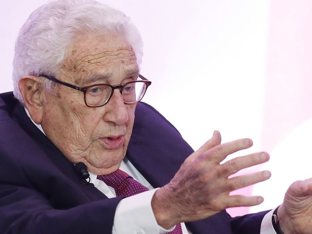 INTERVIEW: Henry Kissinger on the political consequences of the pandemic, China's rise, and the future of the Europe Union