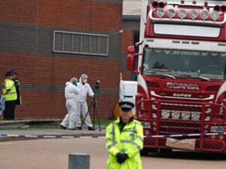 The Latest: UK police arrest 4th person in truck deaths case