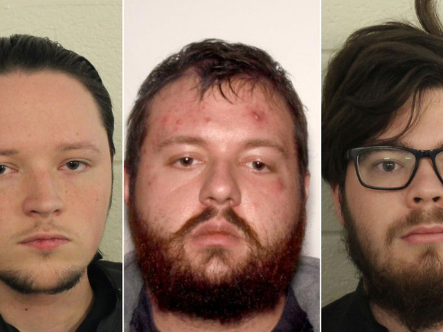 3 more alleged members of white supremacist group The Base are arrested in Georgia