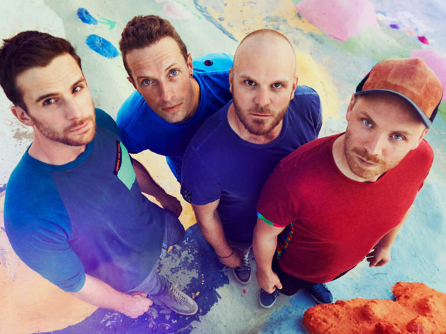 Coldplay Double Album Due In November