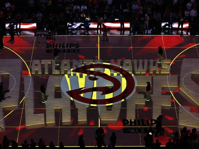 Lawsuit claims Atlanta Hawks discriminated against entertainers because of race