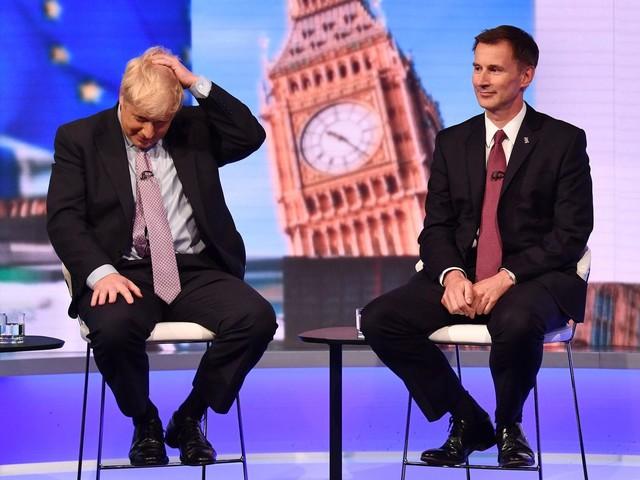 Boris Johnson's and Jeremy Hunt's Low-Tax Doomsday Plan