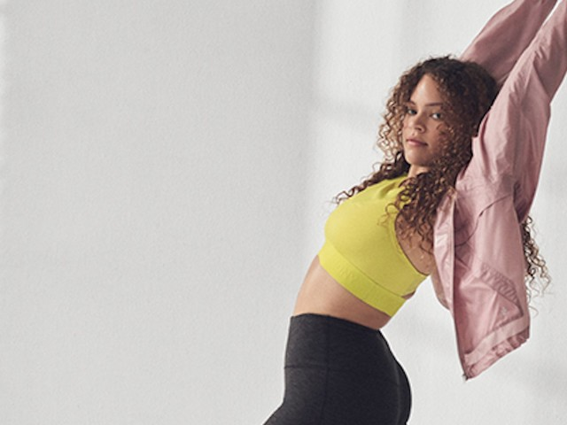 H&M's Latest Conscious Sport Collection Is Perfect For Dancers