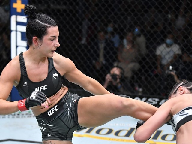 'I've been so broke my whole life because of this sport' - UFC co-headliner reacts to POTN bonus