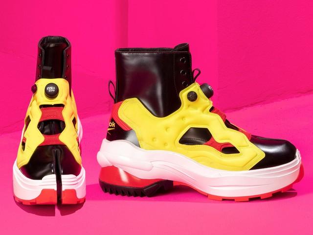 The Dad Sneaker Now Has a Split Toe, Thanks To Reebok & Maison Margiela