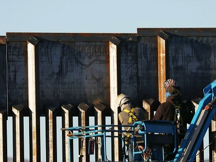 CBP Chief Morgan: Wall Construction Continues, Helping Fight Illegal Immigration, Coronavirus