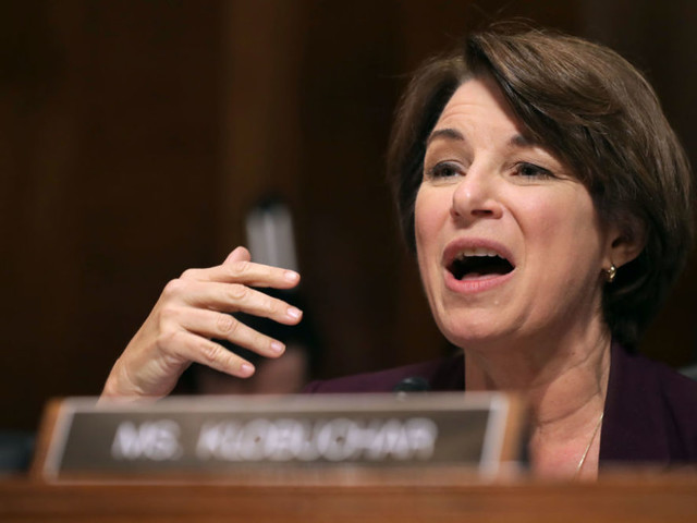 Sen. Amy Klobuchar Sees Signs Of 'Cracks' Within Some GOP Senators On Witnesses In Impeachment Trial