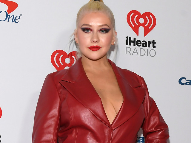 Christina Aguilera Helps Kick Off iHeartRadio Music Festival 2019!
