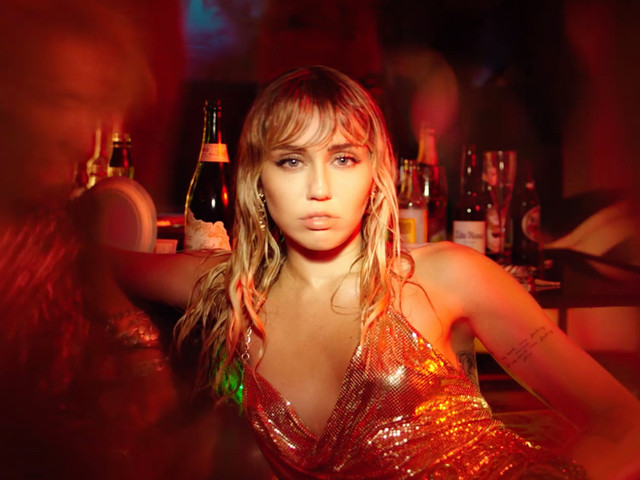 Miley Cyrus' new 'Slide Away' video is a love hangover