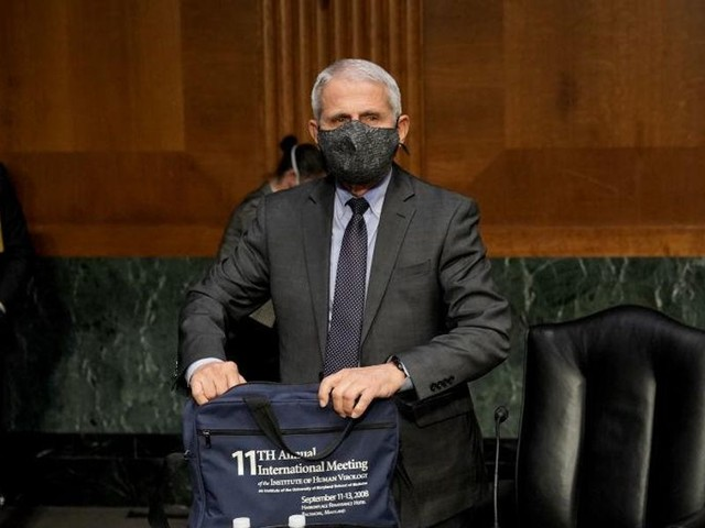 Rand Paul wins: Dr. Fauci admits he wore a mask for show to avoid sending 'mixed signals'