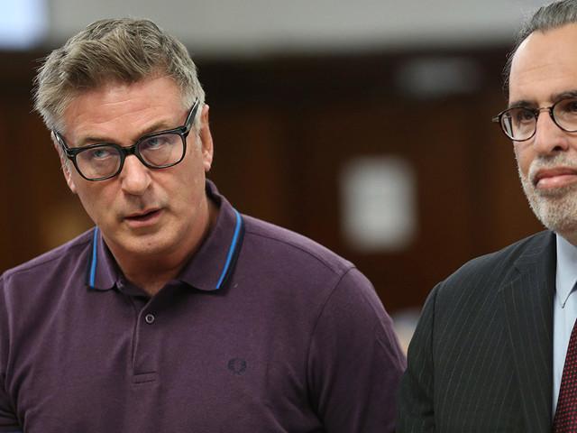Alec Baldwin appears in court in Manhattan parking spot assault case