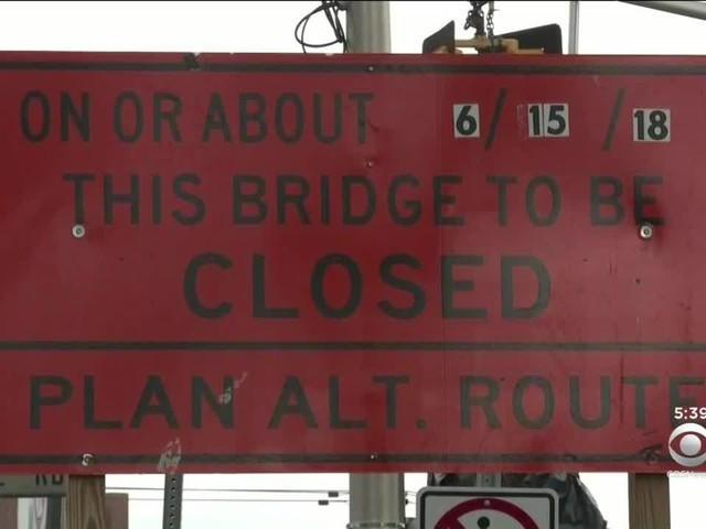 River Road Bridge Finally Set To Reopen In New Jersey