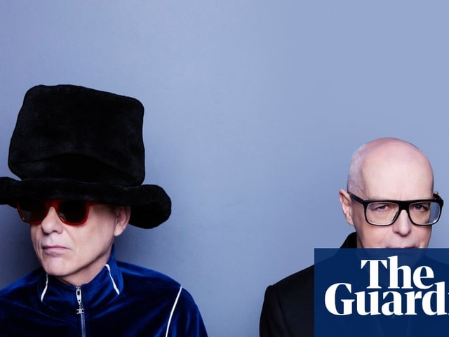 Pet Shop Boys: 'The acoustic guitar should be banned'