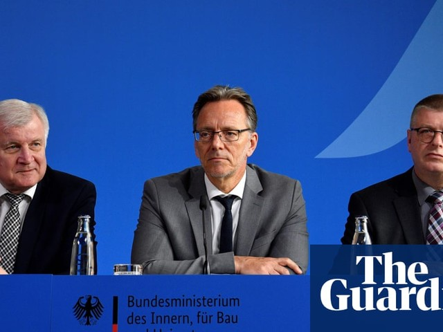 Nearly 13,000 violent rightwing extremists now living in Germany