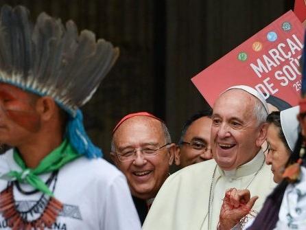 Dutch Bishop Says Amazon Synod Made a 'Mockery of the Faith'