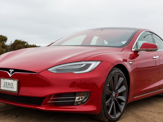 Tesla Model S P100D review: the ultimate status symbol of California cool