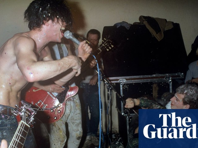 Big quiffs, zombies and dead crows: the wild world of psychobilly