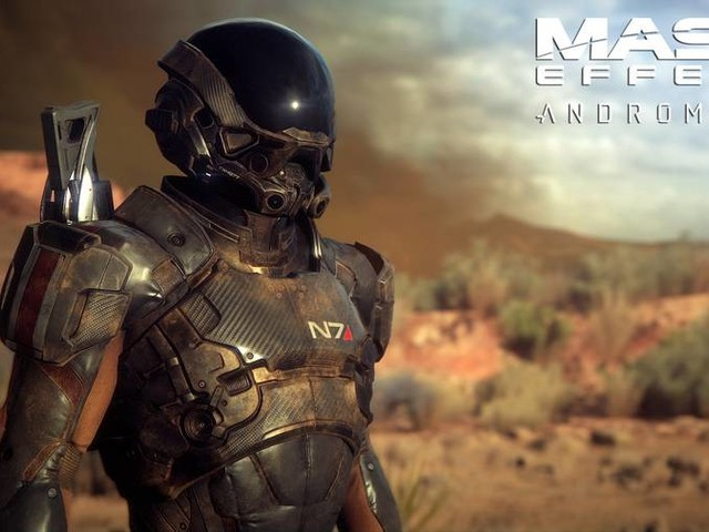 Mass Effect: Andromeda Deluxe Edition Now Available On EA Access