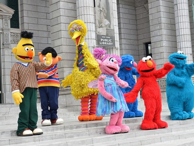 Over 50 years, Sesame Street takes on serious adult issues