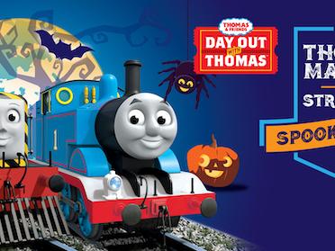 A Halloween Spooktacular with a Thomas Twist